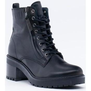 Zapatos Mujer Botines Iber IB1808 Negro