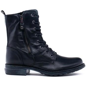 Zapatos Mujer Botines Iber IB18268 Negro