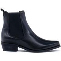 Zapatos Mujer Botines Iber IB1670 Negro