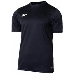 textil Camisetas manga corta Sp Fútbol Valor Negro