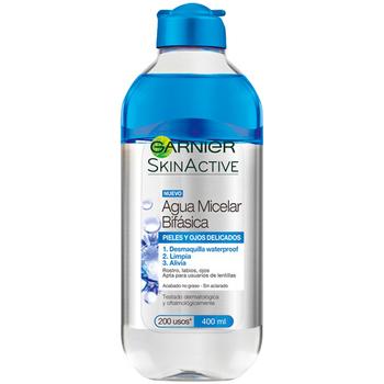 Belleza Desmaquillantes & tónicos Garnier Skinactive Agua Micelar Sensitve  400 ml