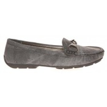 Zapatos Mujer Mocasín Cassis Côte d'Azur Mocassins Facile Noir Negro