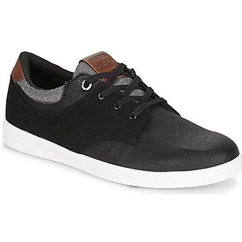 Zapatos Hombre Zapatillas bajas Jack & Jones SPENCER COMBO Negro
