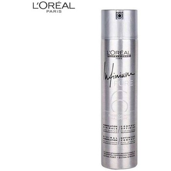 Belleza Mujer Tratamiento capilar L´oreal Laca Infimium Pure Extra Fort 500ml