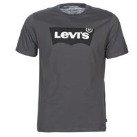 textil Hombre camisetas manga corta Levi's HOUSEMARK GRAPHIC TEE Gris