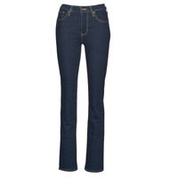 textil Mujer vaqueros bootcut Levi's 725 HIGH RISE BOOTCUT To / Verde / Nine