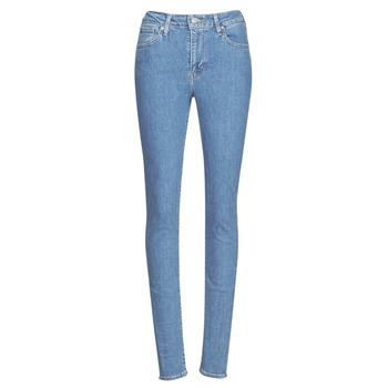 textil Mujer Vaqueros slim Levi's 721 HIGH RISE SKINNY Los / Angeles / Rocks