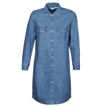 textil Mujer vestidos cortos Levi's SELMA DRESS Going / Steady / (2)