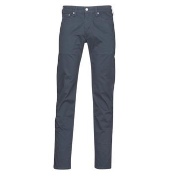 textil Hombre pantalones con 5 bolsillos Levi's 511™ SLIM FIT Marino