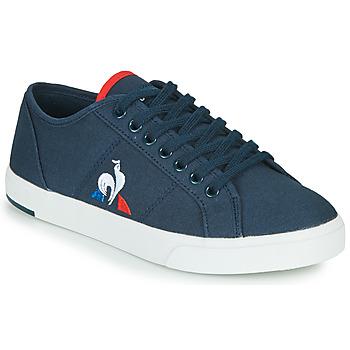 Zapatos Niños Zapatillas bajas Le Coq Sportif VERDON GS Marino