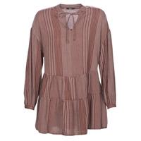 textil Mujer vestidos cortos Only ONLNEW Burdeo