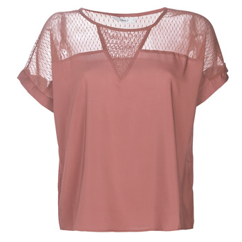textil Mujer Tops / Blusas Only ONLSEMMA Burdeo
