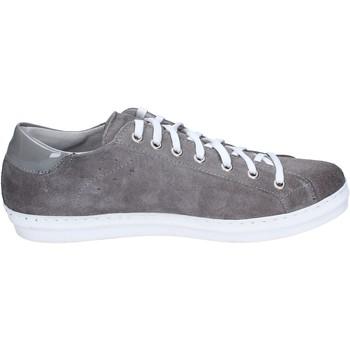 Zapatos Hombre Deportivas Moda Ossiani sneakers gamuza gris