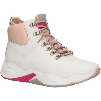 Zapatos Mujer Zapatillas altas Timberland A2AFE DELPHIVILLE Blanco