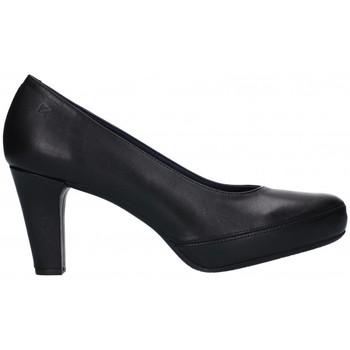 Zapatos Mujer Zapatos de tacón Fluchos D5794 Mujer Negro noir
