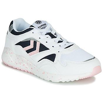 Zapatos Mujer Zapatillas bajas Hummel EDMONTON Blanco