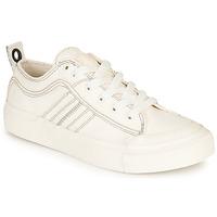 Zapatos Mujer Zapatillas bajas Diesel S-ASTICO LOW LACE W Blanco