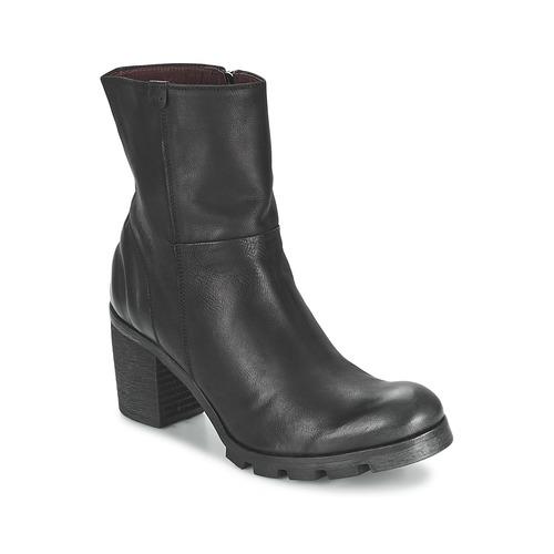 Venta de liquidación de temporada Zapatos especiales BKR LOLA Negro