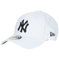 Accesorios textil Gorra New-Era LEAGUE BASIC 9FORTY NEW YORK YANKEES Blanco / Negro