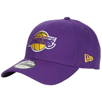 Accesorios textil Gorra New-Era NBA THE LEAGUE LOS ANGELES LAKERS Violeta