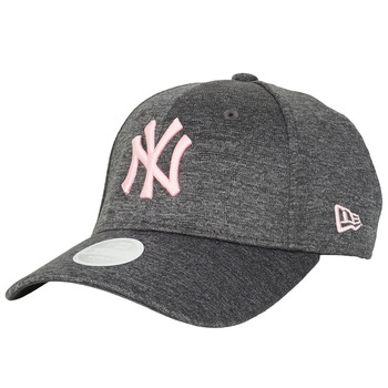 Accesorios textil Mujer Gorra New-Era ESSENTIAL 9FORTY NEW YORK YANKEES Gris / Rosa