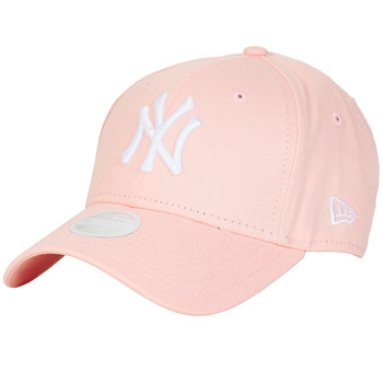 Accesorios textil Mujer Gorra New-Era ESSENTIAL 9FORTY NEW YORK YANKEES Rosa