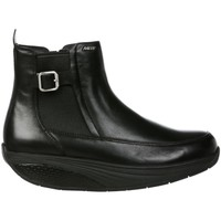 Zapatos Mujer Botas de caña baja Mbt ES  CHELSEA BOOT W BLACK