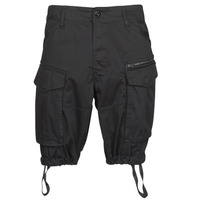 textil Hombre Shorts / Bermudas G-Star Raw ROVIC ZIP RELAXED 12 Negro