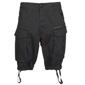 textil Hombre Shorts / Bermudas G-Star Raw Rovic zip relaxed 12 Negro