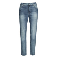 textil Mujer vaqueros rectos G-Star Raw 3301 HIGH STRAIGHT 90'S ANKLE WMN Azul