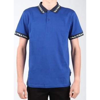 textil Hombre Polos manga corta DC Shoes DC EDYKT03380-BYB0 azul marino