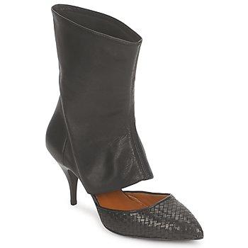 Zapatos Mujer Botines Stéphane Kelian IVAN Negro