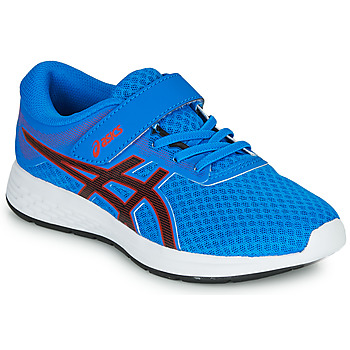Zapatos Niños Running / trail Asics PATRIOT 11 PS Azul