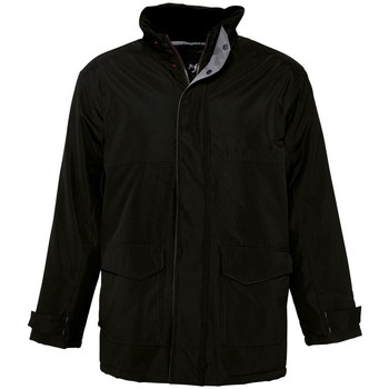 textil Hombre Parkas Sols RECORD WINTER MEN Negro