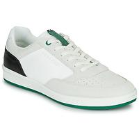 Zapatos Hombre Zapatillas bajas Redskins YARON Blanco / Negro / Verde
