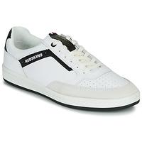 Zapatos Hombre Zapatillas bajas Redskins YELLE Blanco / Negro