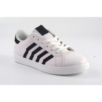Zapatos Mujer Multideporte Bienve Deporte señora  lx847 bl.neg Blanco