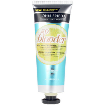 Belleza Mujer Acondicionador John Frieda Go Blonder Lemon Miracle Hair Mask