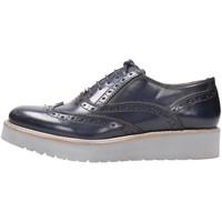 Zapatos Mujer Derbie Henry Lobb D31 Multicolore