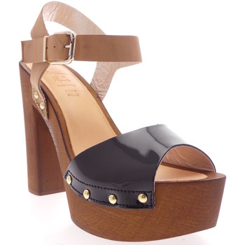 Zapatos Mujer Sandalias Enrique De La Renta 264 Multicolore