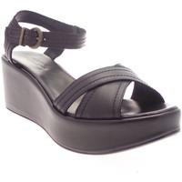 Zapatos Mujer Sandalias Geste E608 Multicolore