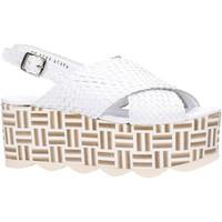 Zapatos Mujer Sandalias Pon´s Quintana 5971 Multicolore