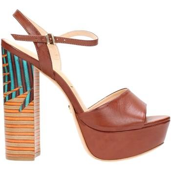 Zapatos Mujer Sandalias Vicenza 258005 VICCINI Multicolore