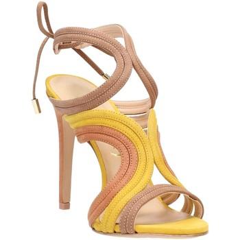 Zapatos Mujer Sandalias Vicenza 234003 ORIENTE Multicolore