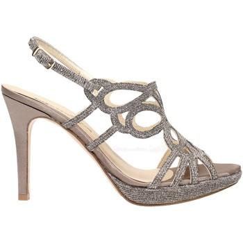 Zapatos Mujer Sandalias Melluso J474N Multicolore