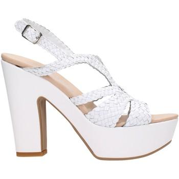 Zapatos Mujer Sandalias David Haron TRECCIA4TS Multicolore