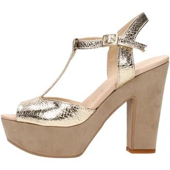 Zapatos Mujer Sandalias David Haron P08TC Multicolore