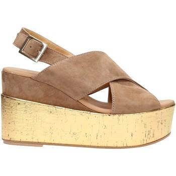 Zapatos Mujer Sandalias David Haron 02 F12 SUGOR Multicolore