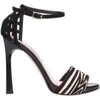 Zapatos Mujer Sandalias Guido Sgariglia 29593 Multicolore