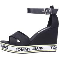 Zapatos Mujer Sandalias Tommy Hilfiger EN0EN00448 Multicolore